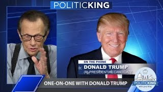 One-on-one with Donald Trump | Larry King Now | Ora.TV