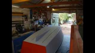 My Boat Building Video