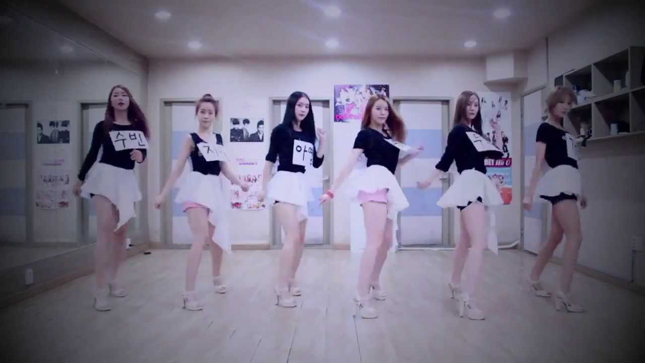 Download Dal★shabet - Be Ambitious (Dance Practice)