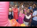 3rd Sept 2017  Evening Aarti Day 10 Respected Mr. Ambani Family