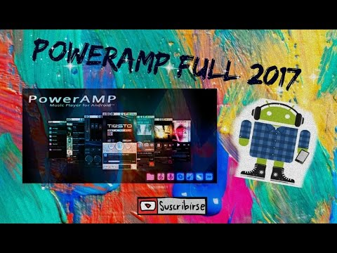 cara memasang poweramp full version tanpa root