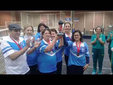 Campeonato Estadual deTrios Feminino 2017 - Premiação