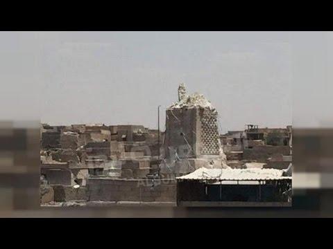 L'Irak perd un minaret symbolique à Mossoul