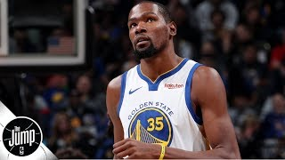 Are The Nets Kevin Durant's Best Option In Free Agency? | The Jump