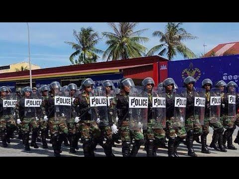 រំលឹកមេរៀនចាស់ប្រឆាំងបាតុកម្ម-Army Khmer Bhq