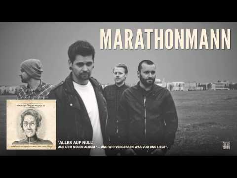MARATHONMANN - Alles Auf Null (OFFICIAL ALBUM TRACK)