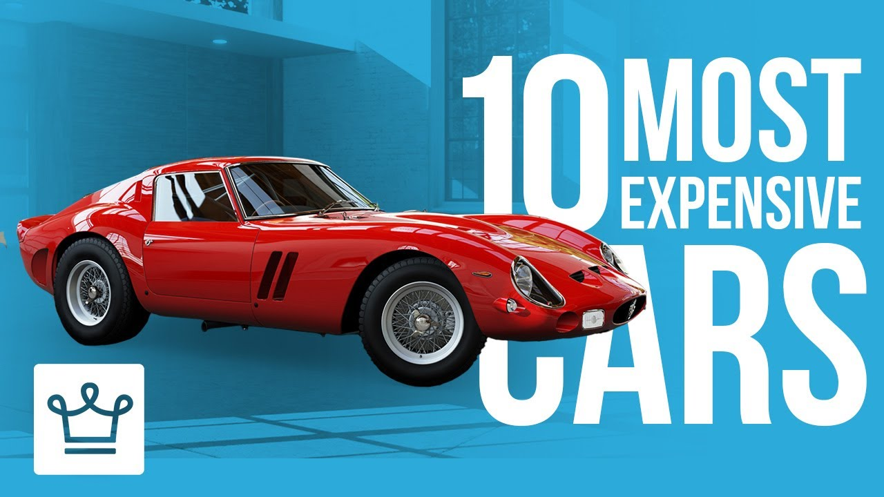 Top 10 Most Expensive Car Brands In The World 2017: Top 10 Most Expensive Cars In The World 2017