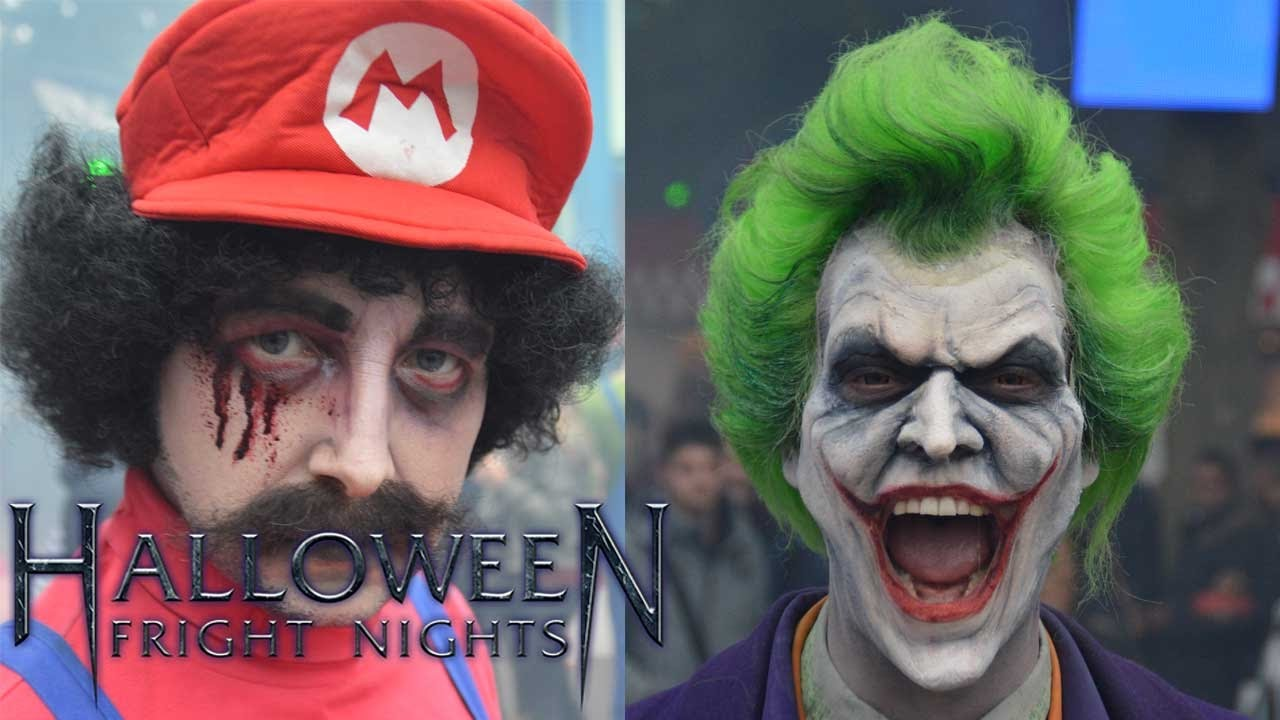 Halloween Fright Nights 2019 Walibi.Walkthrough Game Over Halloween Fright Nights 2016 Walibi Holland
