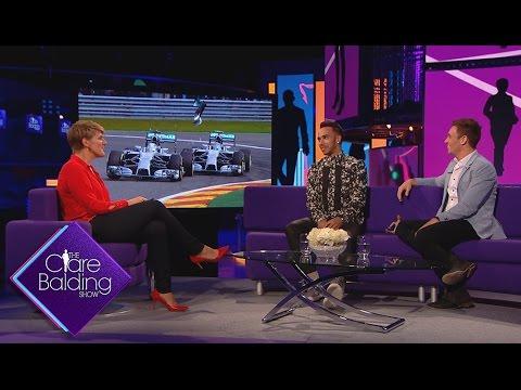 Lewis Hamilton on Nico Rosberg | The Clare Balding Show