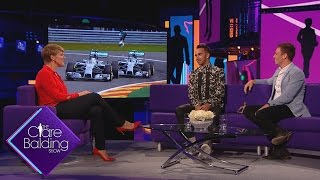 Lewis Hamilton on Nico Rosberg | The Clare Balding Show
