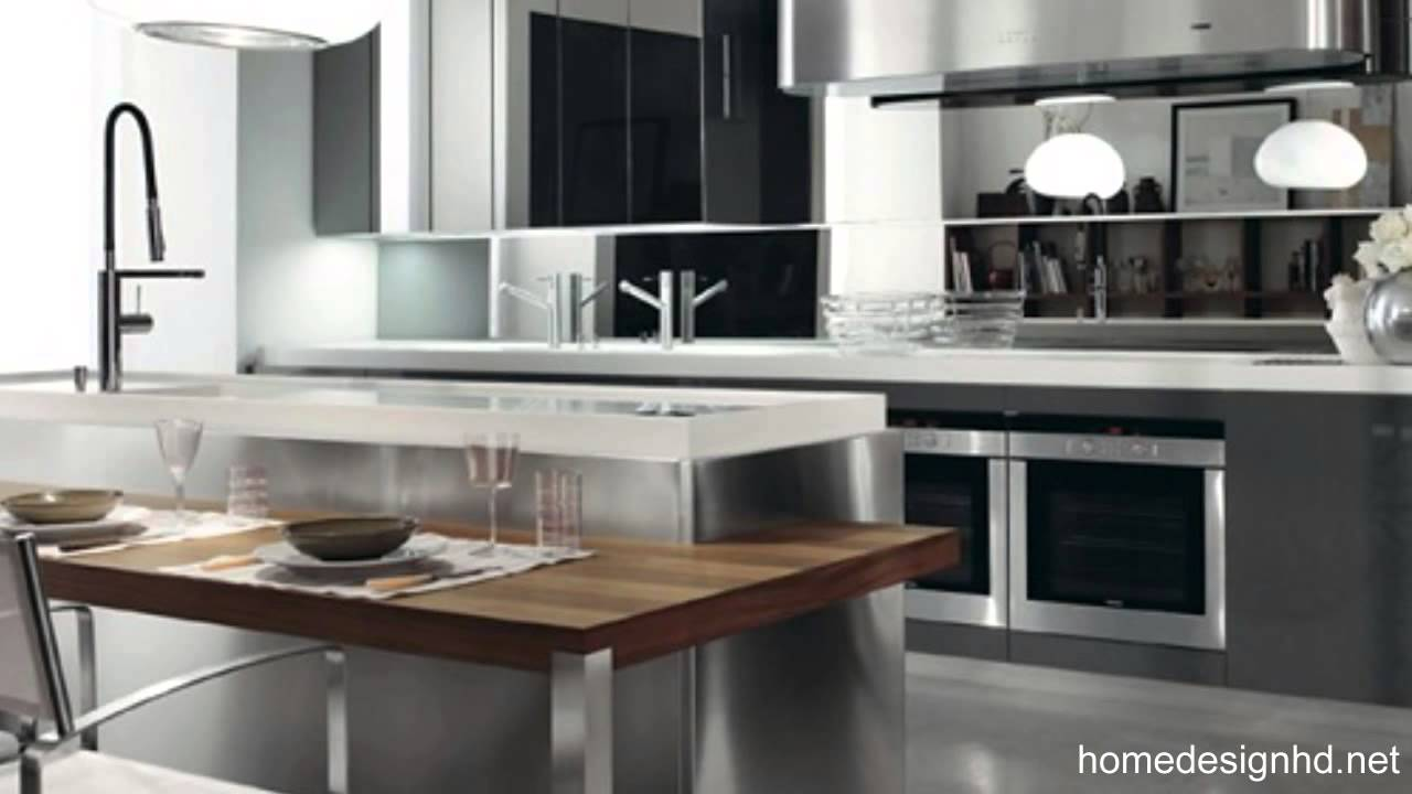 modern kitchen furniture by salvarani latest furniture trends hd youtube