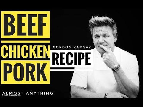 How To Cook Slow Cooked Beef Short Ribs, Sichuan Chicken Thighs, Beef Brisket, By Gordon Ramsay