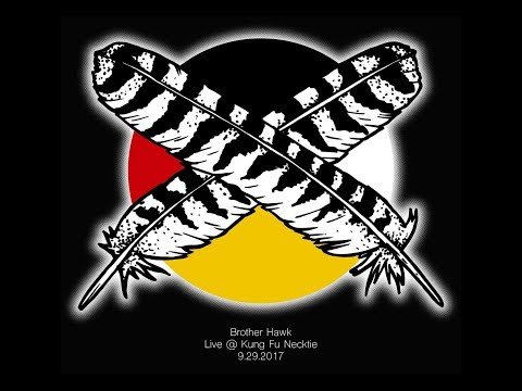 Brother Hawk at Kung Fu Necktie in Philadelphia,PA 9/29/2017 (full set)