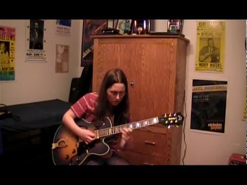 Alicia Marie – Fever (Jazz Guitar)