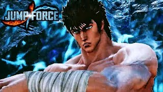 JUMP FORCE - KENSHIRO & RYO GAMEPLAY TRAILER! NEW Fist of the North Star Gameplay & RELEASE DATE!