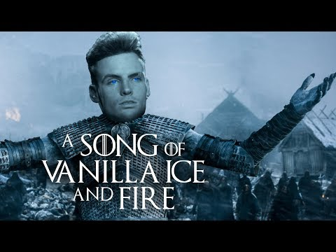 Buddha Ratt - Watch: 'Game of Thrones' with a Vanilla Ice and Fire Mashup #GOT