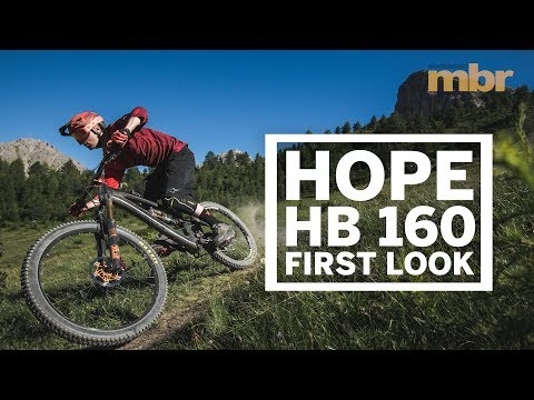 Hope HB 160 | First Look | MBR
