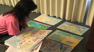 2012 Water Conservation Week Poster Contest Judging