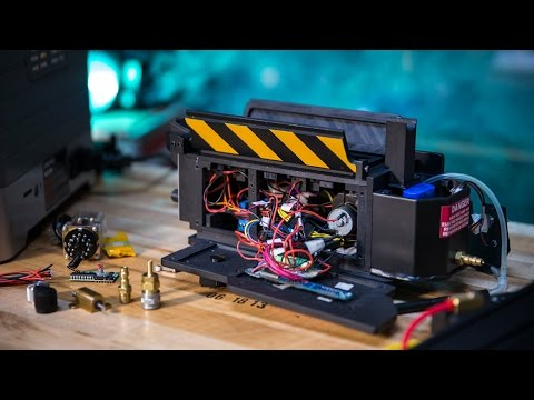 In-Depth with the 3D-Printed GhostBusters Ghost Trap!
