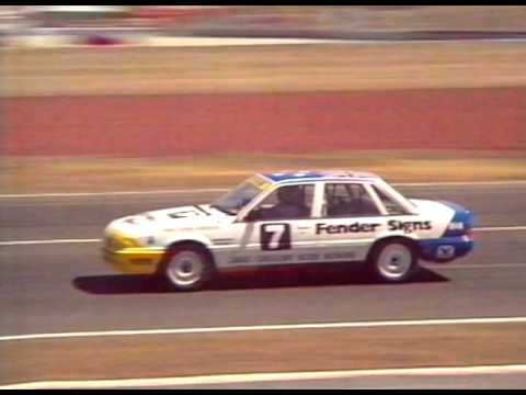 Group 3E Series Production Cars Calder Park 1988 - Catch me if you can