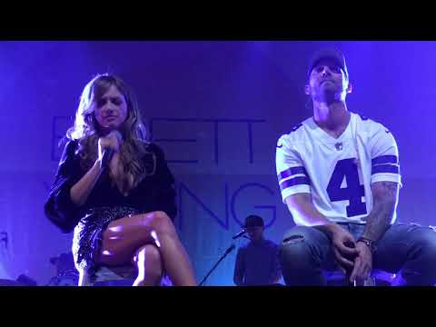 Brett Young & Carly Pearce - Whiskey Lullaby (BP, AK Cover)