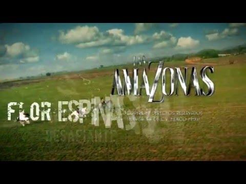 Las Amazonas - Cancion - Entregate Completa con Letra