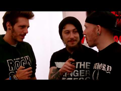This Is Turin Interview - Bloodstock Festival 2013