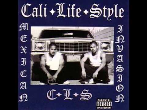 Cali Life Style - Coastin (Mexican Invation)