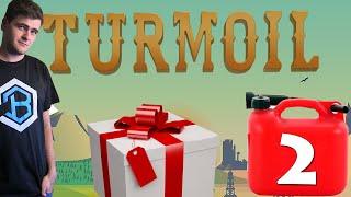 TURMOIL #2 - NASZA FIRMA + konkurs (wygraj kod do gry Turmoil)