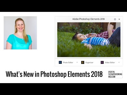Photoshop Elements 2018 Review
