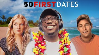 **50 FIRST DATES** (2004) IS LITERALLY THE NOTEBOOK. BUT BETTER (Movie Commentary & Reaction)