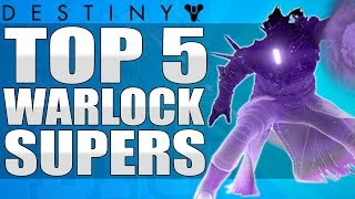 Across Map Breaker! Top 5 Warlock Supercharge Plays Of The Week Episode 452 - Destiny Age Of Triumph
