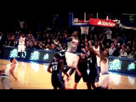 Carmelo Anthony 62 Points in MSG Performance Mixtape