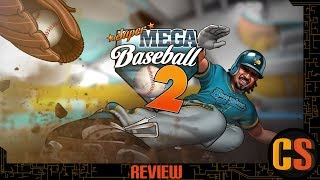 SUPER MEGA BASEBALL 2 - PS4 REVIEW