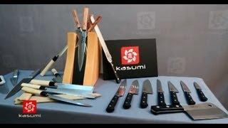 Masahiro: создание знаменитых кухонных японских ножей
