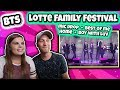 BTS Lotte Family Festival 4K 직캠 by 비몽, MIC DROP, HOME, BEST OF ME AND BOY WITH LUV Reaction