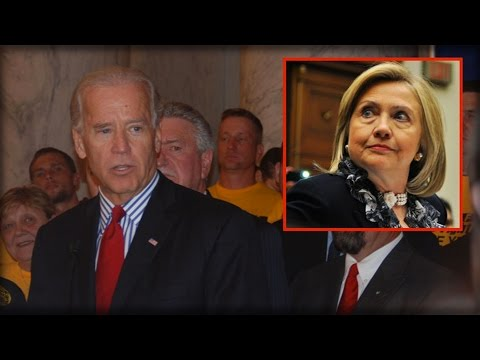 JOE BIDEN JUST REVEALED REAL REASON HILLARY LOST THE ELECTION…AND IT WASN'T RUSSIA!
