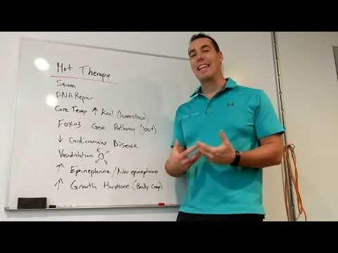 Heat Therapy Sauna Benefits Studies