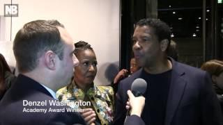 Denzel Washington on the Black Lives Matter movement