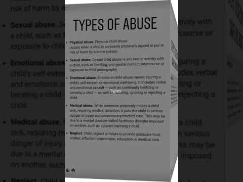 Prevent Child Abuse Instagram Account