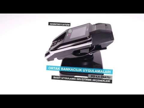 Olivetti Verifone MX 915 ECR   Masaüstü Yazar Kasa POS