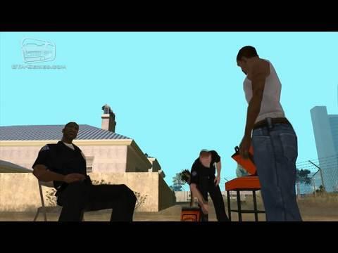 GTA San Andreas - Walkthrough - Mission #87 - Misappropriation (HD)