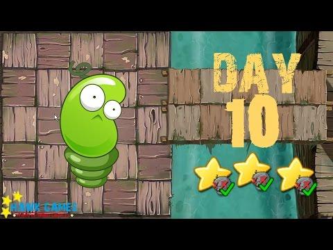 Plants vs. Zombies 2 China - Pirate Seas Day 10《植物大战僵尸2》- 海盗湾 10天 - 동영상