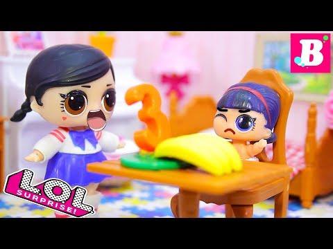 Куклы ЛОЛ Смешные Мультфильмы для Детей №22 Best Funny Videos LOL Surprise Разные Мультики - Смотреть видео без ограничений