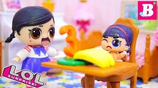 Куклы ЛОЛ Смешные Мультфильмы для Детей №22 Best Funny Videos LOL Surprise Разные Мультики