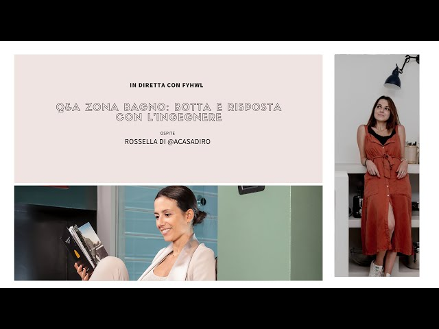 Q&A zona bagno | Design Magazine Fillyourhomewithlove
