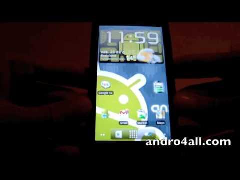 Review Xperia X10 en español