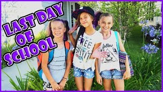 LAST DAY OF SCHOOL 2016 | TYLER UPDATE | We Are The Davises