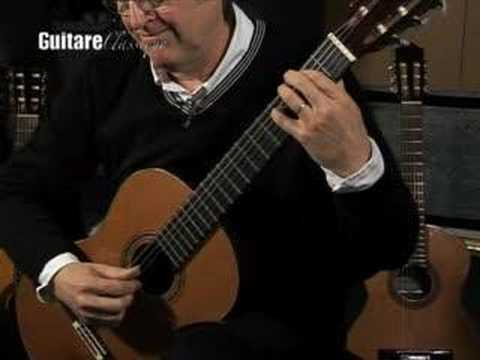guitare classique n 41 cours sur manha da carnaval youtube. Black Bedroom Furniture Sets. Home Design Ideas