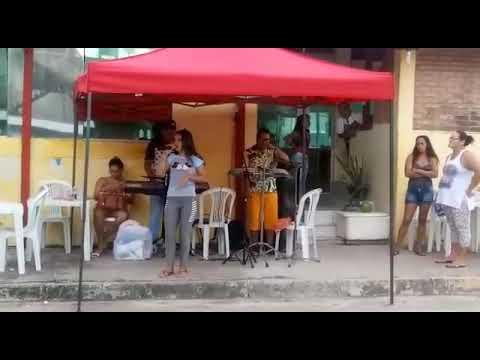 Susan Kelly e Saulo Azevedo em Gaibu  au Vivo